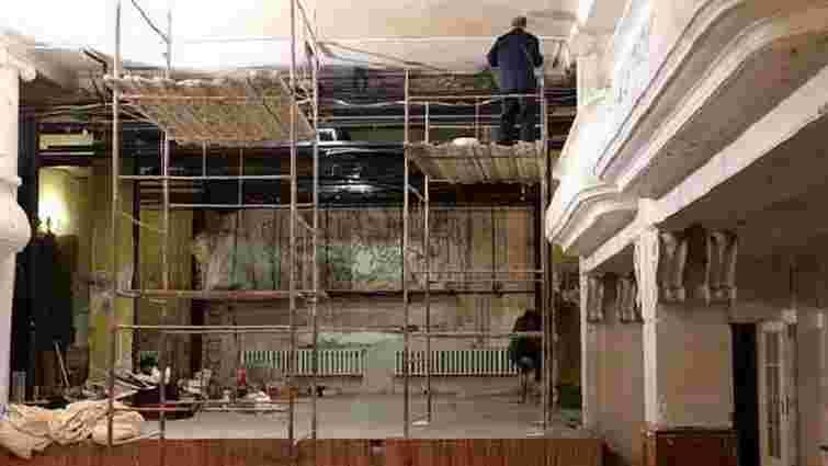 На ремонти чотирьох львівських театрів міська рада виділила ₴4,6 млн
