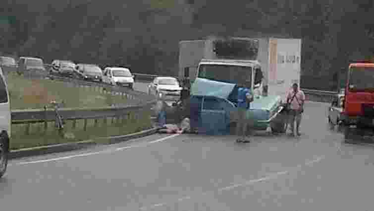 У ще одній аварії на об'їзній Львова загинули двоє людей