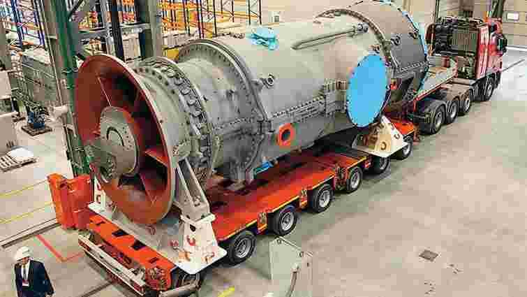 У Siemens заявили, що турбіни до окупованого Криму доставили без відома компанії