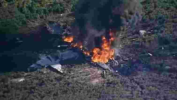 У США розбився літак морської піхоти: загинули 16 осіб