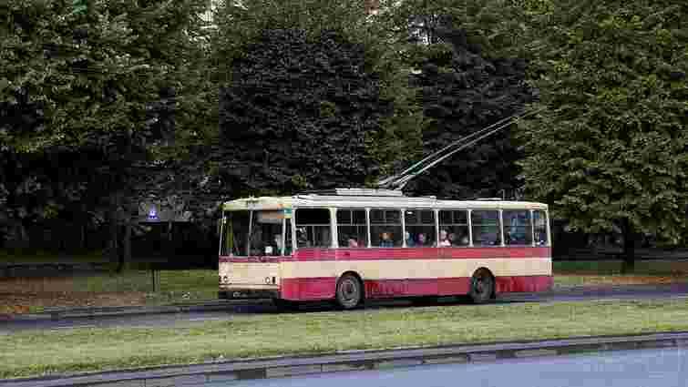 Суд оштрафував водія львівського тролейбуса, з якого випала пасажирка