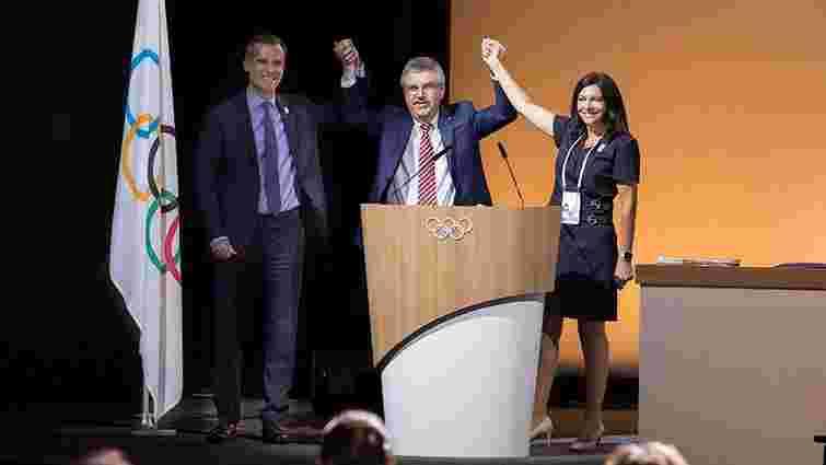 Олімпійські ігри в 2024 і 2028 роках пройдуть в Парижі та в Лос-Анджелесі