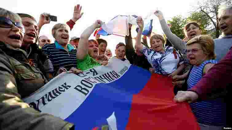 РНБО пропонує визнати Росію окупантом частини територій Донеччини та Луганщини