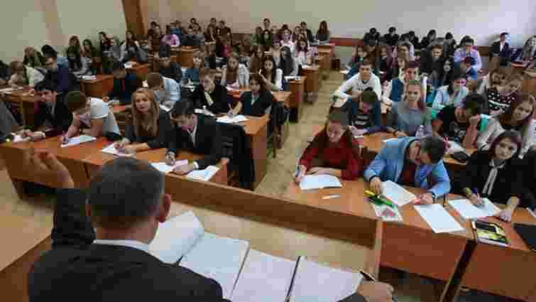В українських вишах скоротять державне замовлення, але збільшать його фінансування