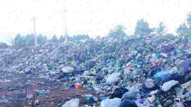 У Львові не вивезено 4530 тонн сміття