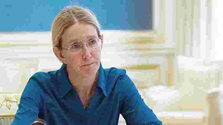 Супрун заявила про відмову Богомолець підписувати рішення парламенського комітету про медреформу