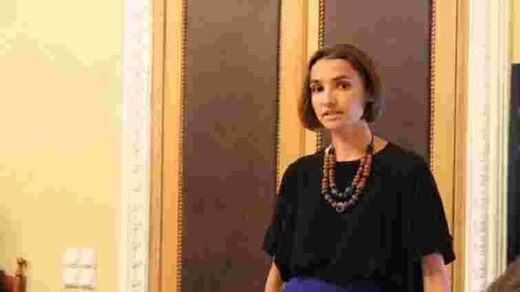 Переможницею конкурсу на посаду директора Українського інституту книги стала Тетяна Терен