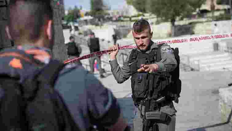 На Храмовій в Єрусалимі горі стався теракт, є поранені