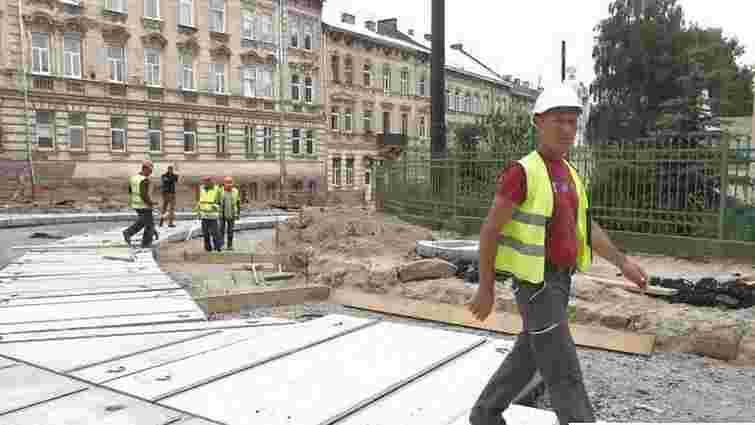 Перехрестя вул. Личаківської – Мечникова для транспорту відкриють із 25 липня