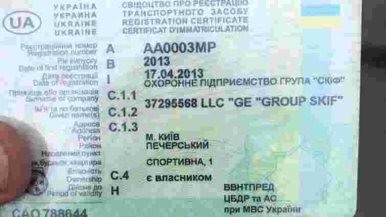 Охоронці фірми Клименка пропонували хабар за повернення документів, - Матіос