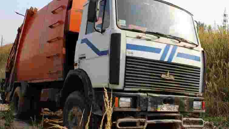ЛОДА заявила про початок вивезення сміття із перевантажувальних станцій