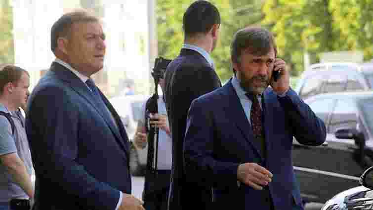Депутати від «Опозиційного блоку» готові взяти Добкіна на поруки