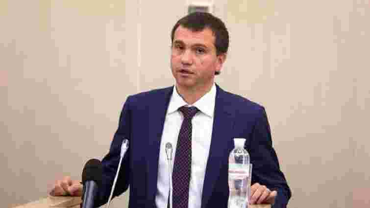 Скандальний суддя Павло Вовк знявся з конкурсу до Верховного Суду