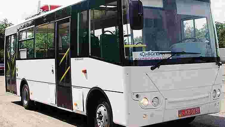 Корпорація «Богдан» налагодила випуск екологічних автобусів з двигуном Euro 5