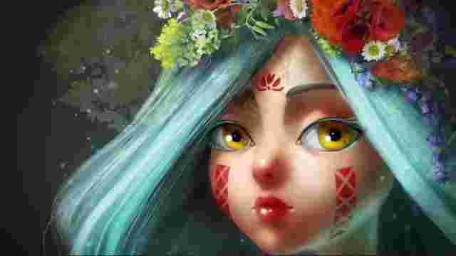 Вийшов перший тизер українського мультфільму «Мавка. Лісова пісня»