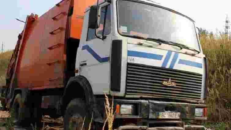 Зі Львова до кінця місяця мають вивезти 3 тис. тонн сміття