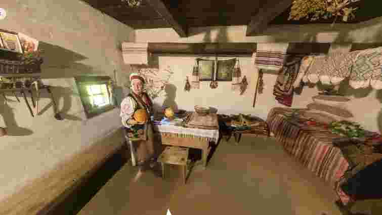 Google запустив 3D-тур музеями України під відкритим небом
