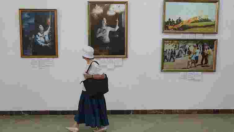 У львівському Палаці мистецтв відкрилась виставка китайських художників