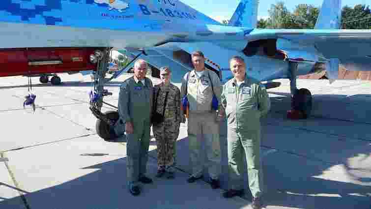 Українські військові льотчики показали кращий пілотаж на міжнародному авіашоу у Великобританії