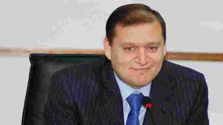 Михайло Добкін повідомив, що Новинський вже вніс за нього частину застави