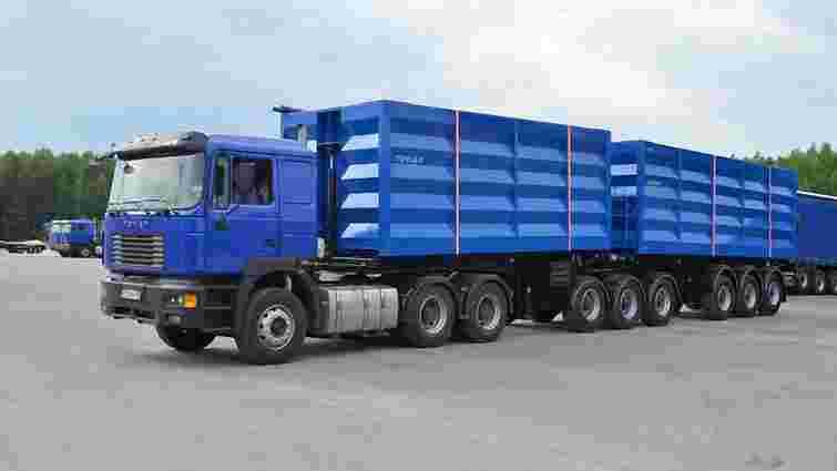 У Золочеві водій вантажівки вкрав зерно, яке віз на елеватор