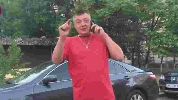 Чоловік із посвідкою полковника розвідки Міноборони напідпитку влаштував стрілянину в Києві