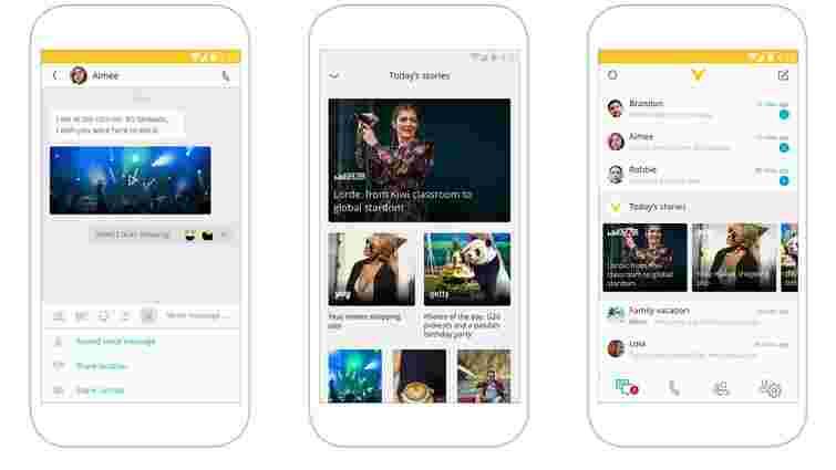 Власник «Київстару» запустив в Україні нову безкоштовну комунікаційну платформу VEON