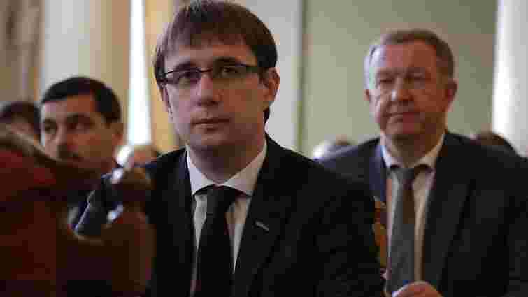 Голова фракції «Самопомочі» у Львівській міськраді подав у відставку