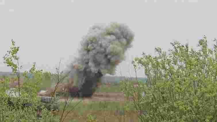 На Дніпропетровщині під час змагань на полігоні вибухнув боєприпас: постраждали 8 військових