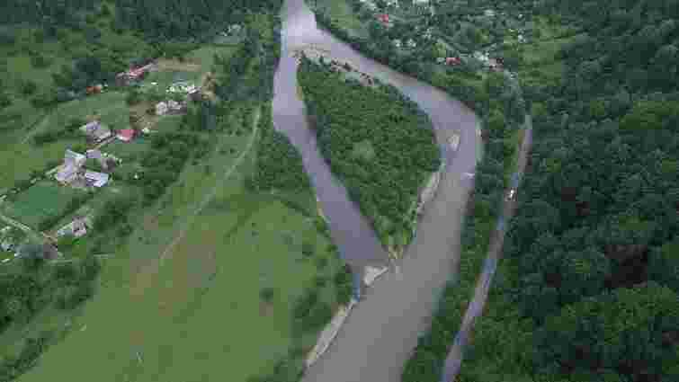 Голова Закарпатської ОДА скасував розпорядження щодо будівництва каскаду міні-ГЕС