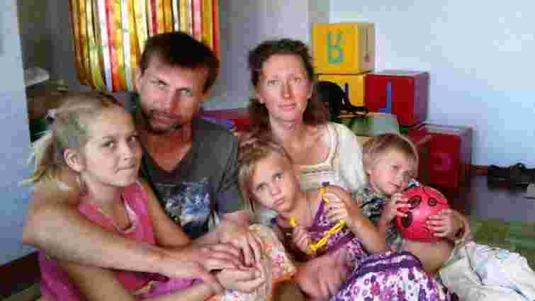 На Житомирщині в благополучної сім'ї вегетаріанців забрали трьох дітей до притулку