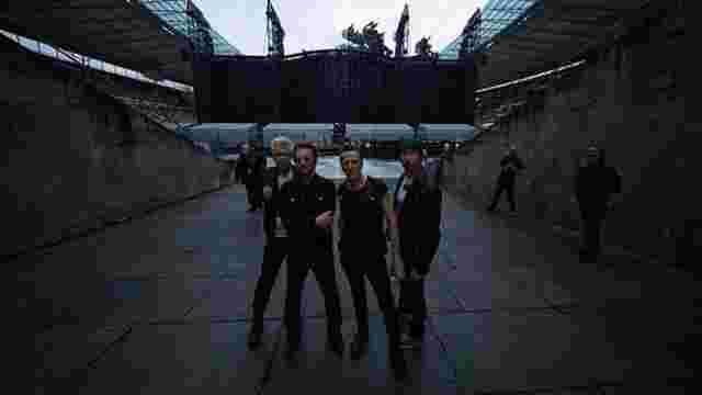 Група U2 відшкодує вартість трави, витоптаної фанами на Олімпійському стадіоні у Берліні