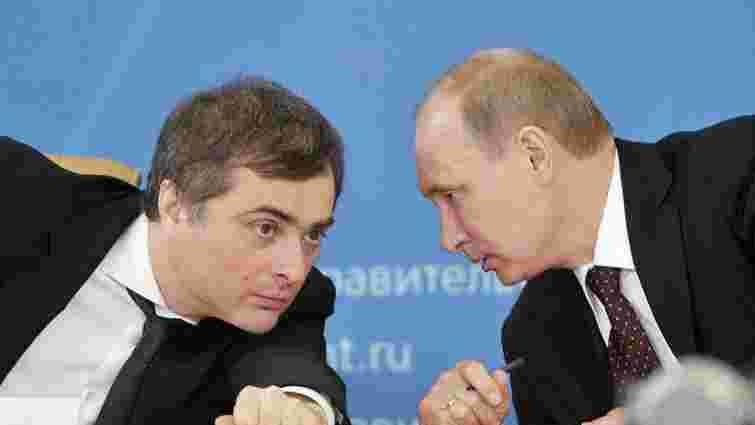 Путін у травні доручив Суркову «перезавантажити» владу в Україні, – Грицак