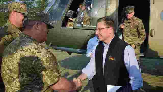 Спецпредставник США по Україні прибув в зону АТО