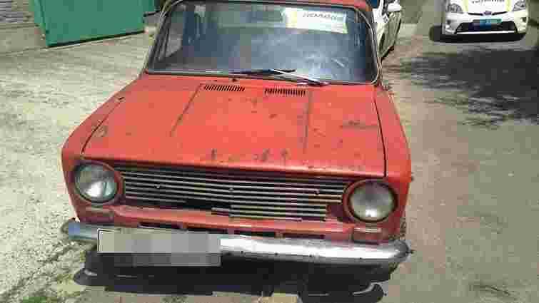 Львів'янин викрав автомобіль і спробував вкрасти ще один