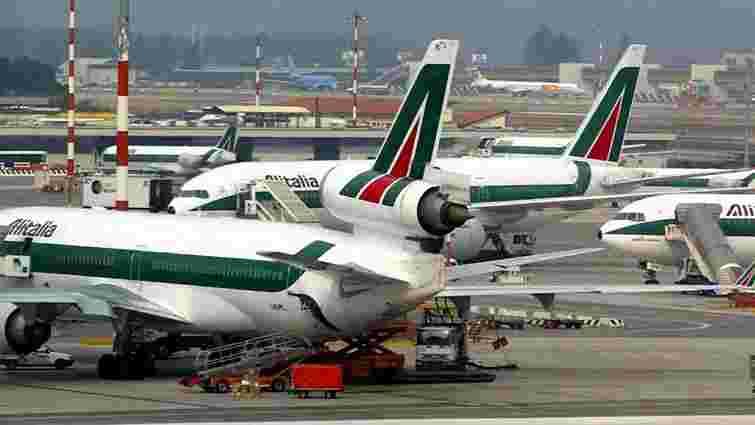 Ryanair хоче купити італійську авіакомпанію Alitalia, яка літає в Україну