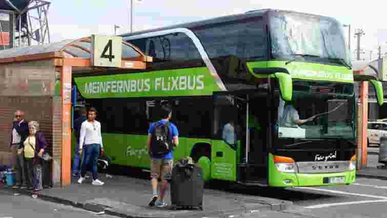 Німецький перевізник продає автобусні квитки з України до Чехії та Польщі від €5