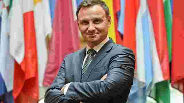 Президент Польщі підписав один з трьох резонансних законів про судоустрій
