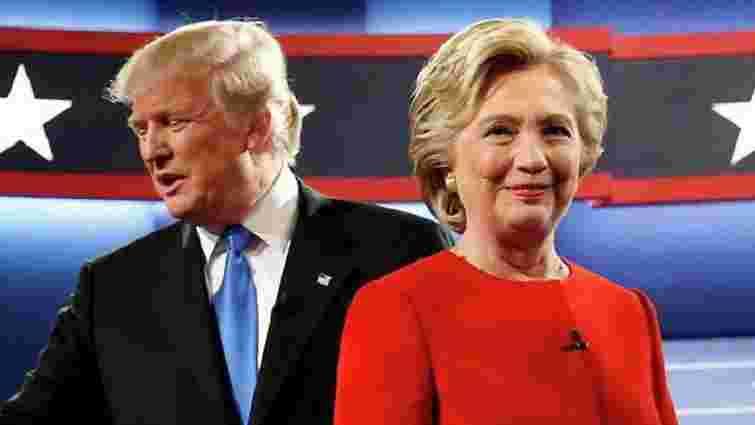 Україна не допомагала Клінтон на виборах президента США, – посольство