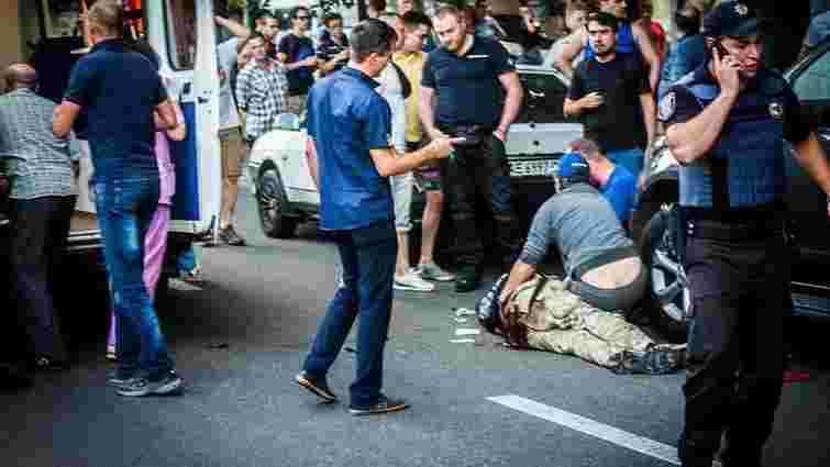 Речник МВС застеріг від міжнаціональних провокацій через стрілянину в Дніпрі