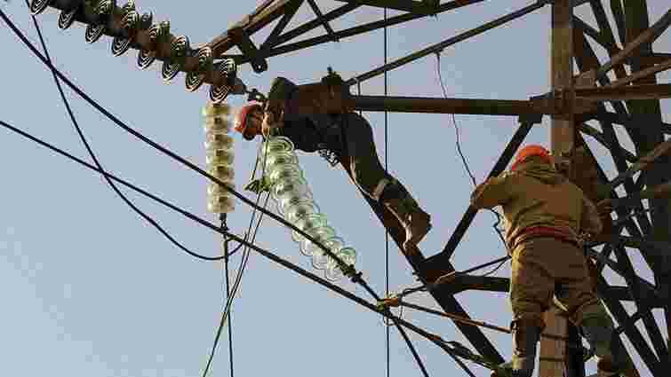 Окуповану Донеччину відімкнули від електрики