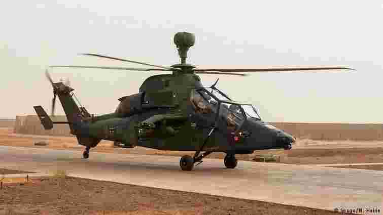 Німецький гелікоптер миротворчої місії ООН розбився у Малі