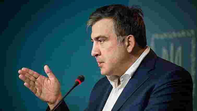 Саакашвілі назвав себе «простим українцем», який боротиметься за своє громадянство