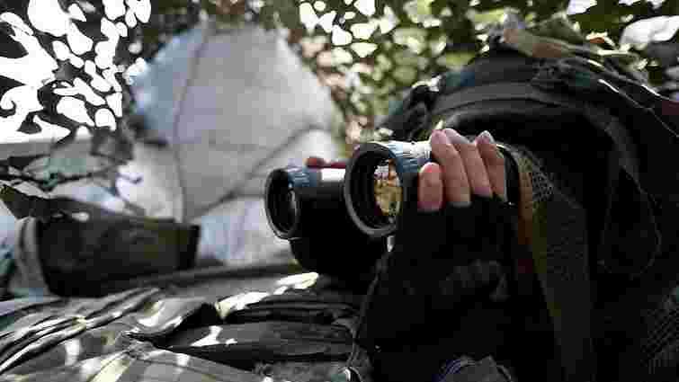 Бойовики зменшили кількість обстрілів та активізували розвідку на Донбасі
