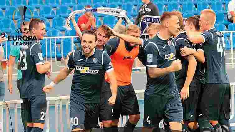 Українські клуби «Олімпік» та «Олександрія» стартували в Лізі Європи з нічиїх