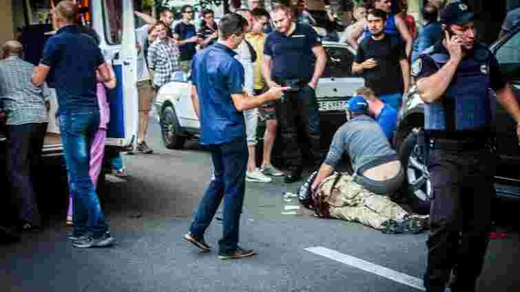 Двох підозрюваних у вбивстві АТОвців під час стрілянини у Дніпрі взяли під варту