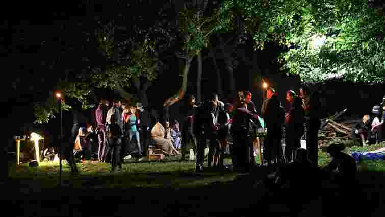 У Перемишлянах під час міського фестивалю облаштують територію лісопарку