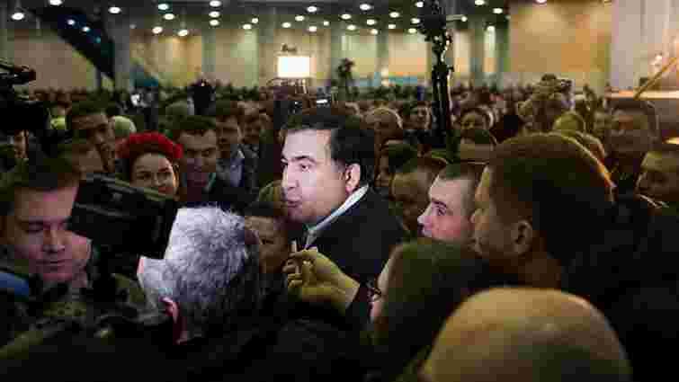 Саакашвілі готує судовий позов через позбавлення громадянства