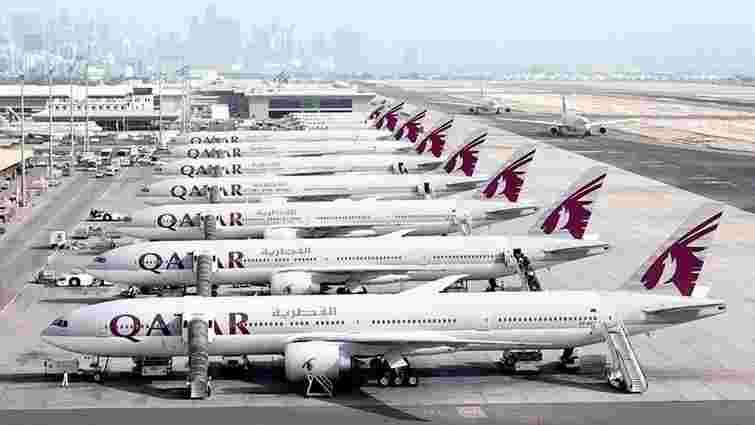 Qatar Airways оголосила про розпродаж  квитків на честь приходу в Україну