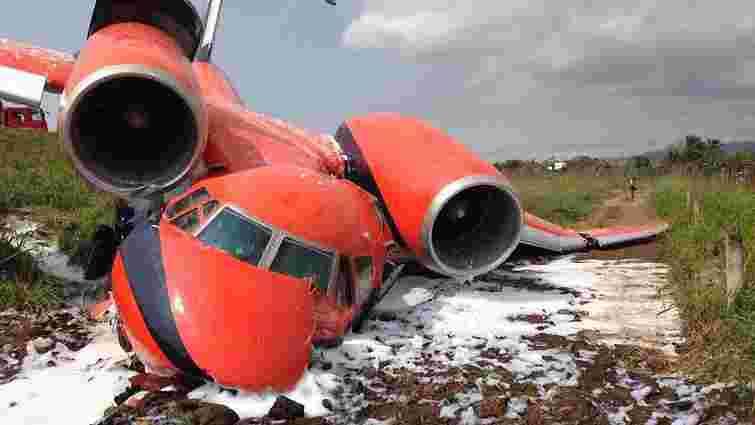 У Центральній Африці розбився український вантажний літак Ан-74